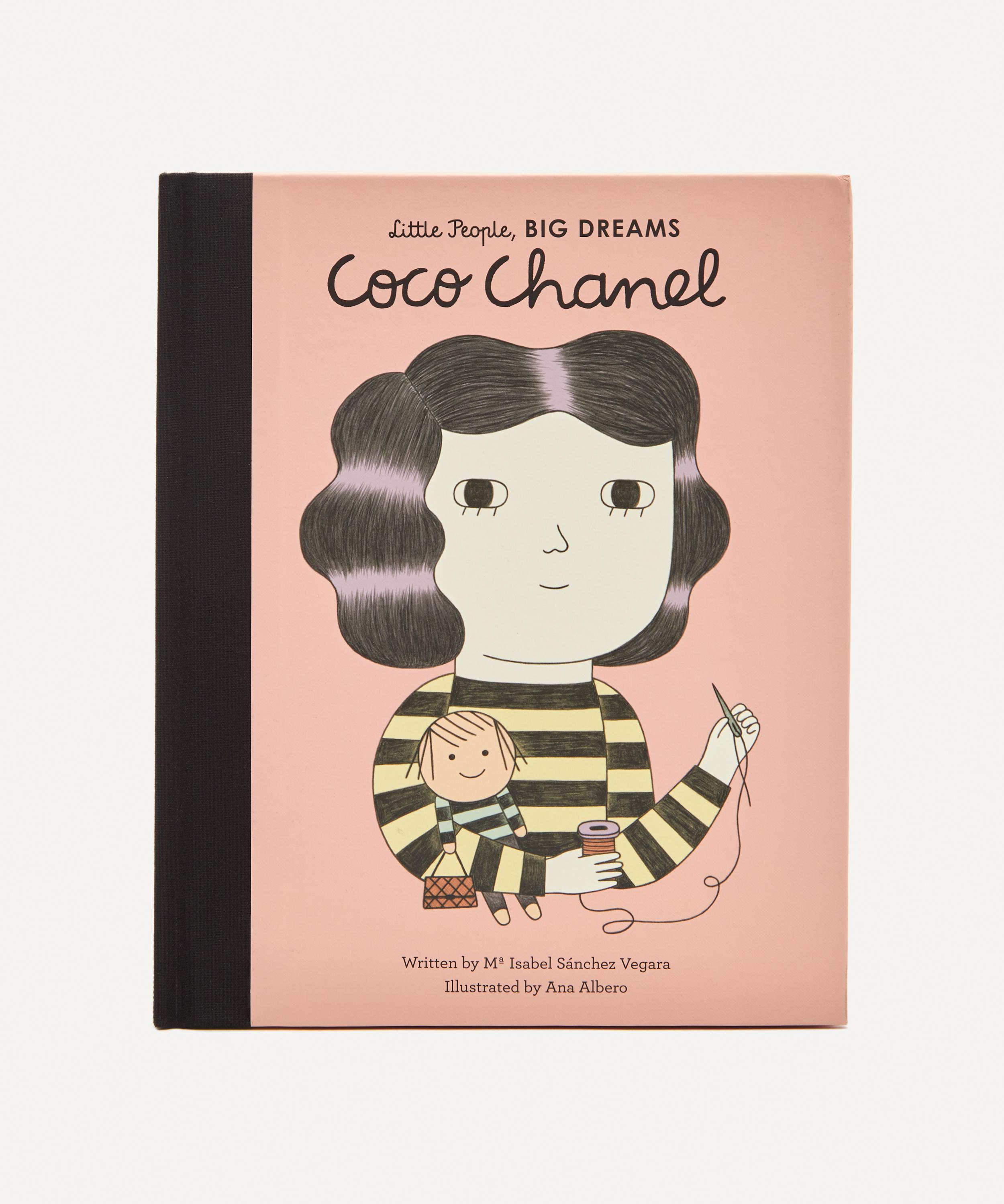 Little People Big Dreams Coco Chanel Book | Liberty London
