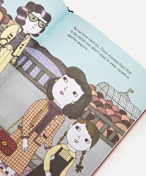 Little People Big Dreams Coco Chanel Book