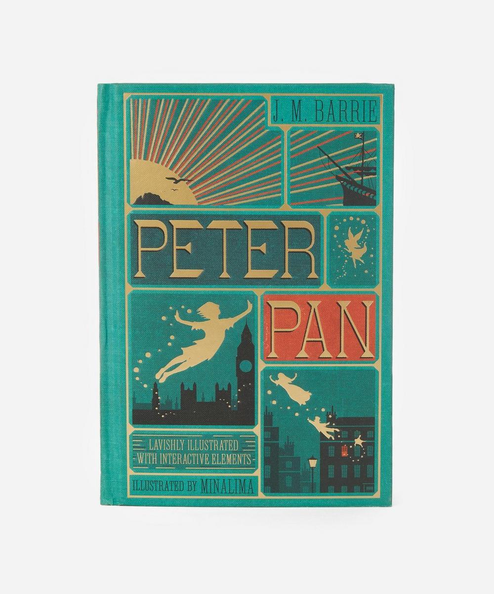 Bookspeed - Illustrated Peter Pan