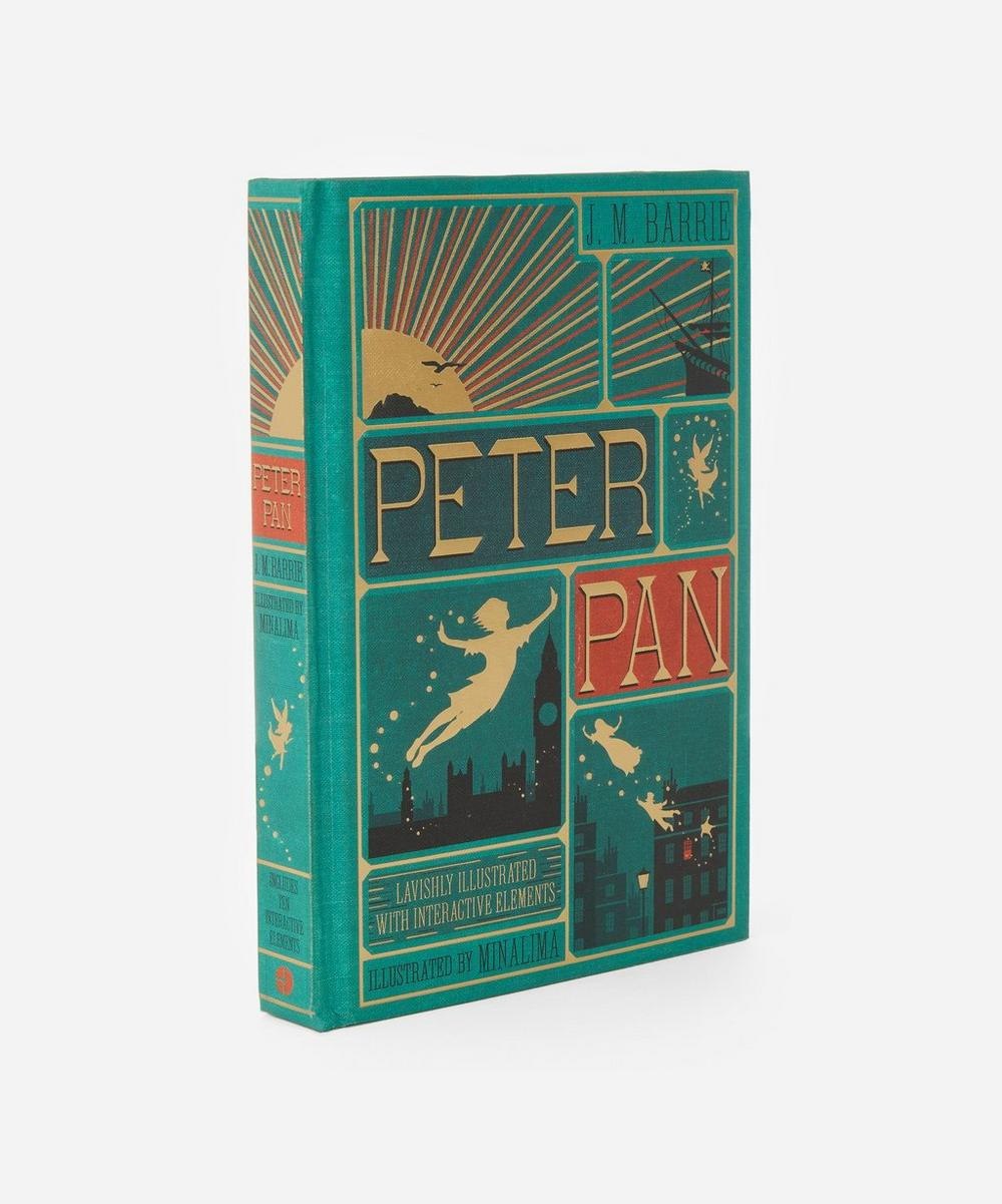 Illustrated Peter Pan