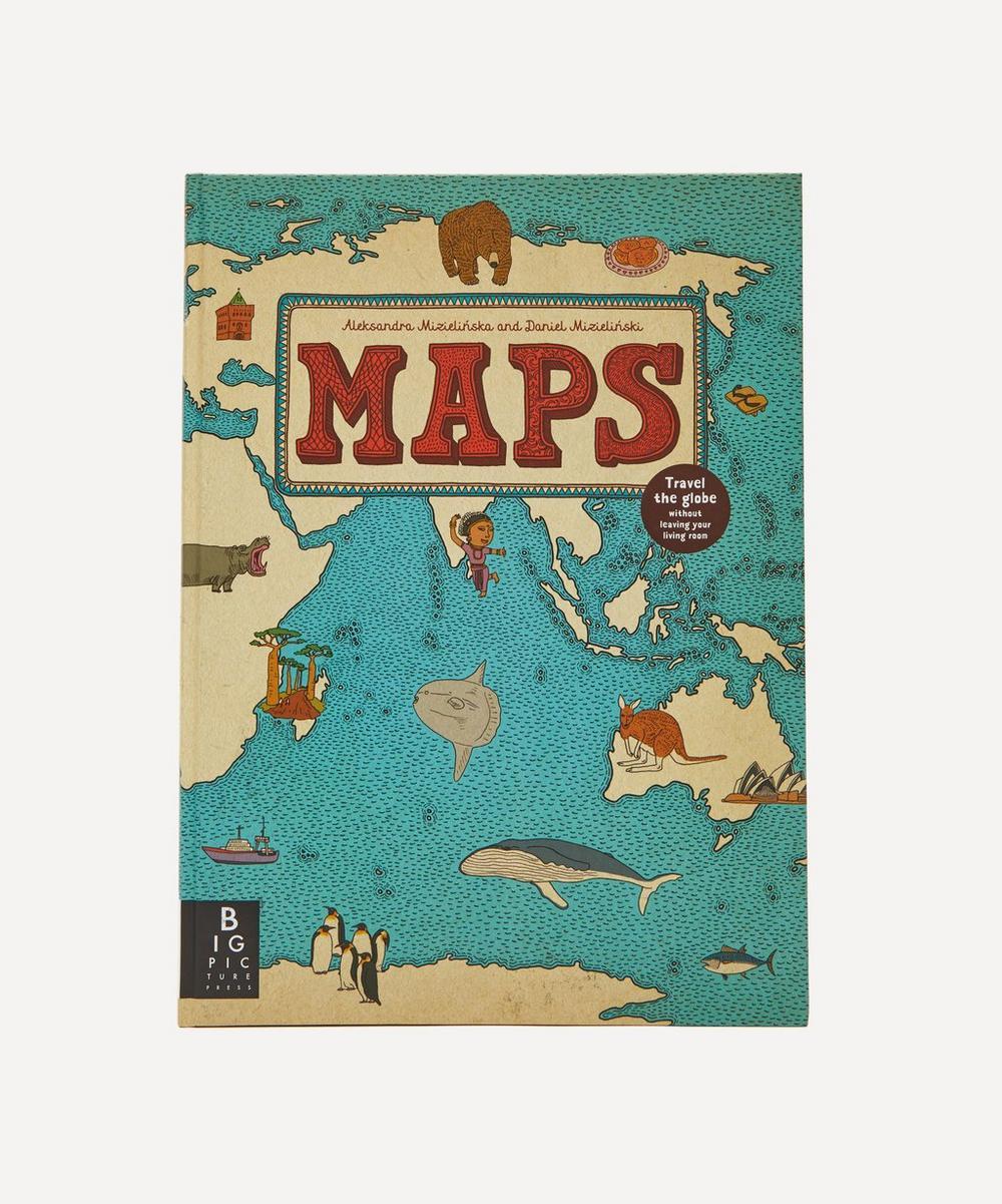 Bookspeed Maps