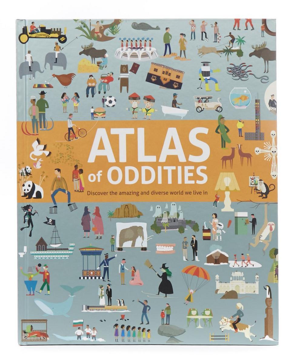 Atlas Of Oddities