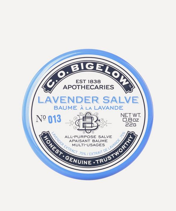 C.O. Bigelow - Lavender Salve No.013 22g