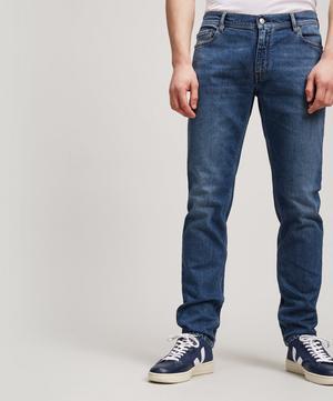 North Dark Blue Jeans