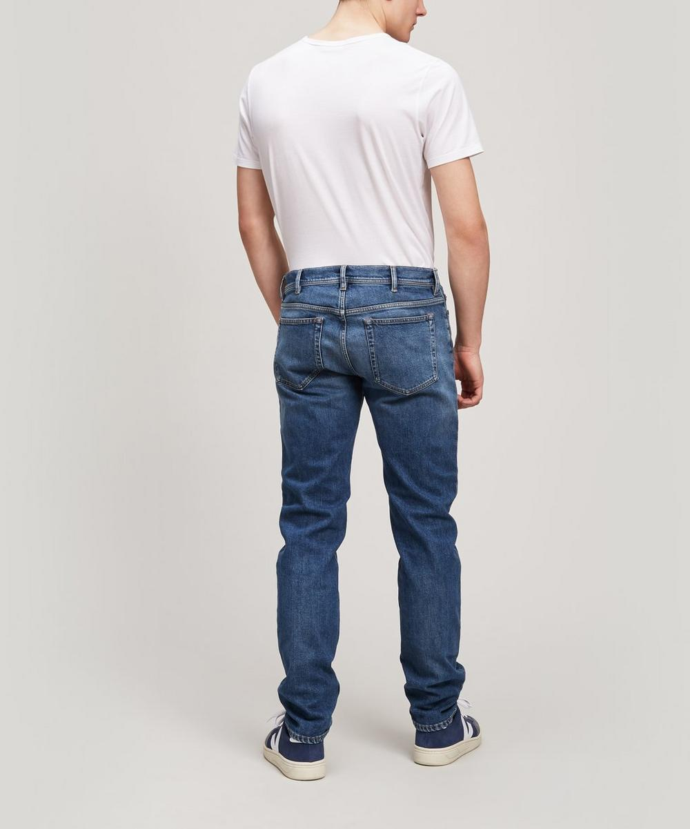 North Dark Blue Jeans