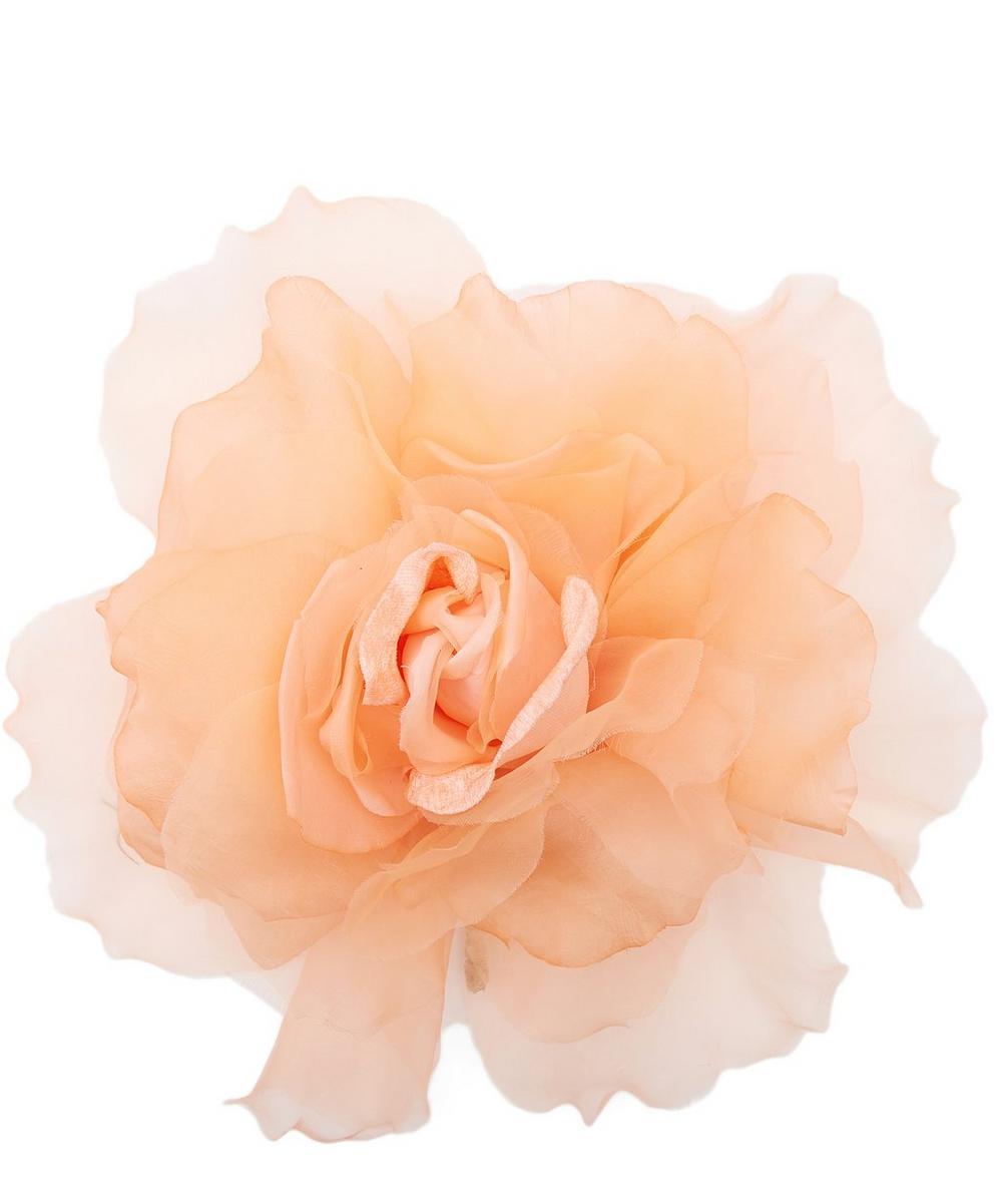Extra-Large Fabric Rose