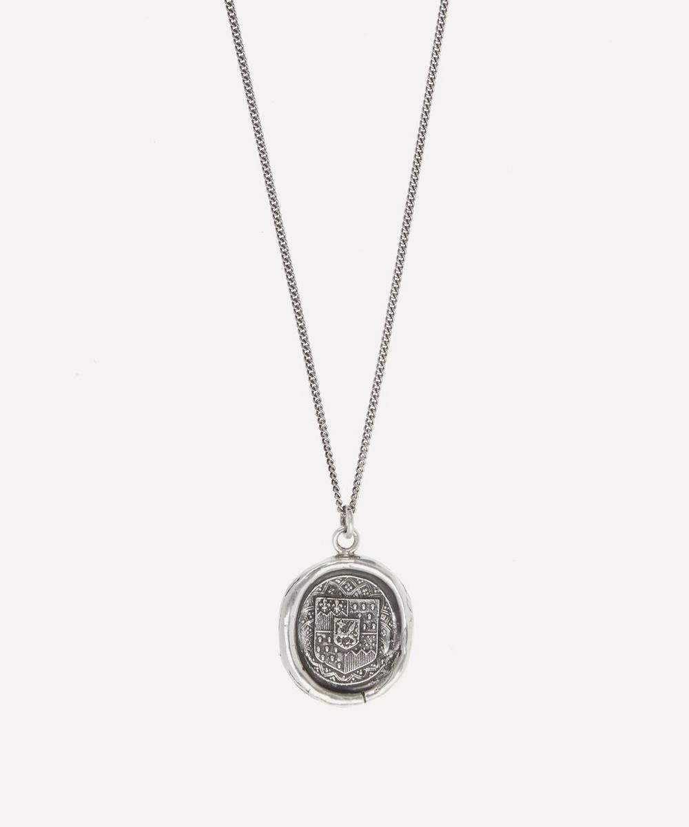 Heart Of Courage Necklace