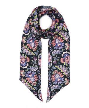 Madelaine 10 x 140 Silk Twill Scarf