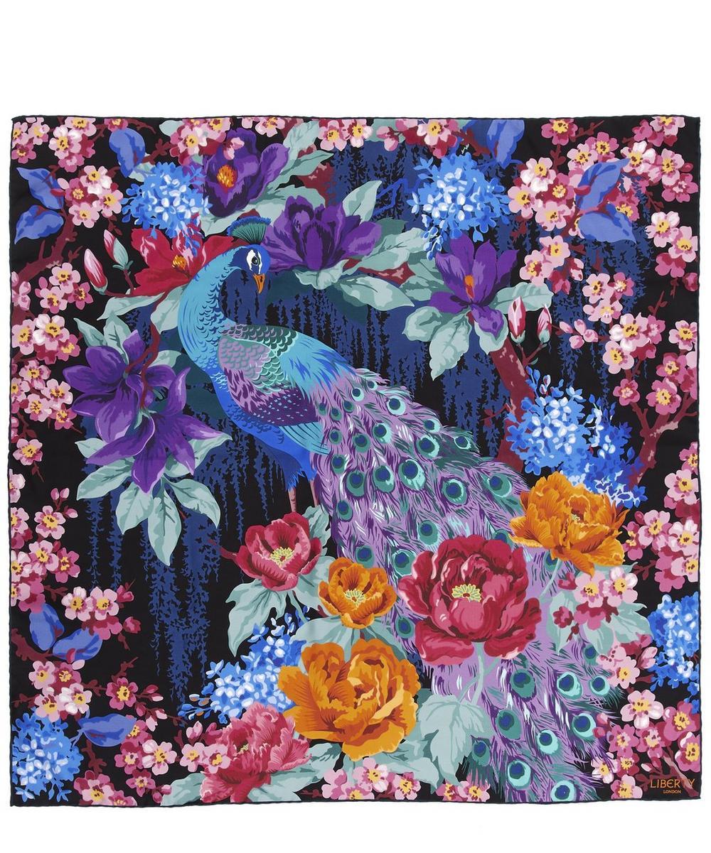 Ophelia Foulard Scarf   Liberty London 752d75c7ebd