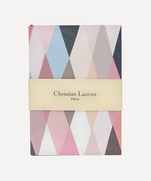 Christian Lacroix Papier - Mascarade Myrtille A6 Paseo Notebook