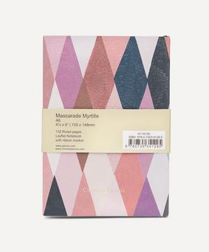 Mascarade Myrtille A6 Paseo Notebook