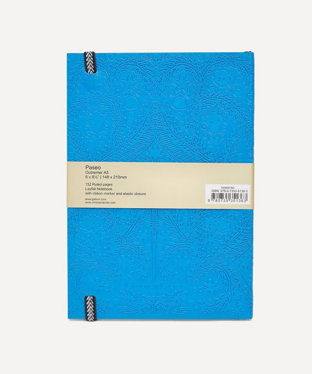Outremer A5 Paseo Notebook