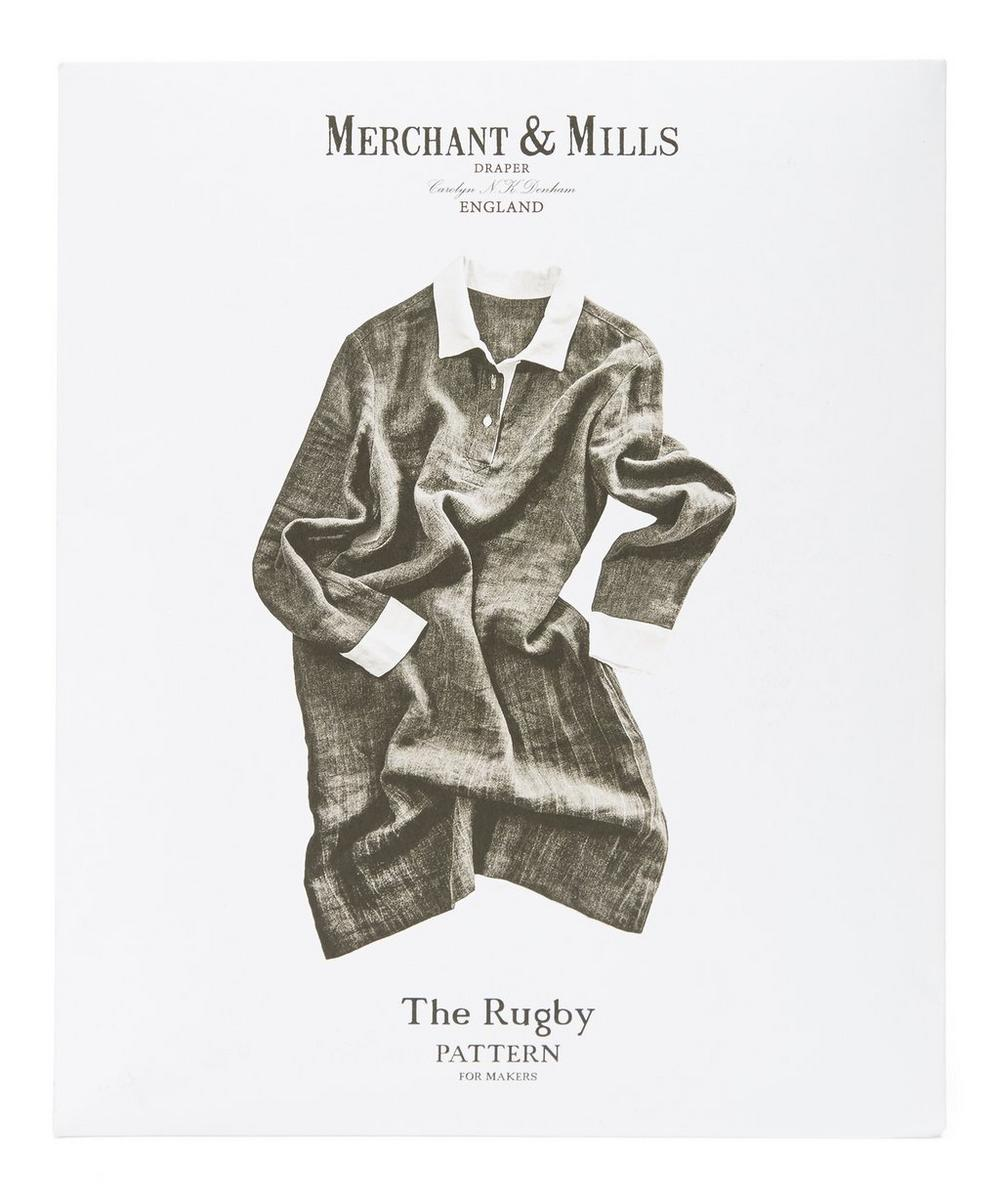 The Rugby Dress Pattern