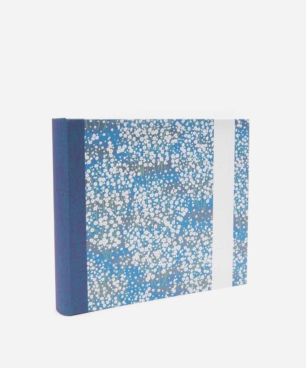 White Blossom Medium Landscape Album