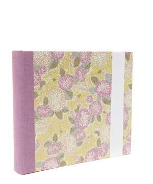 Purple Hydrangeas Medium Landscape Album