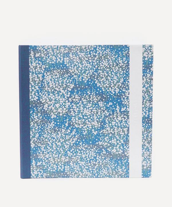White Blossom Large Square Album