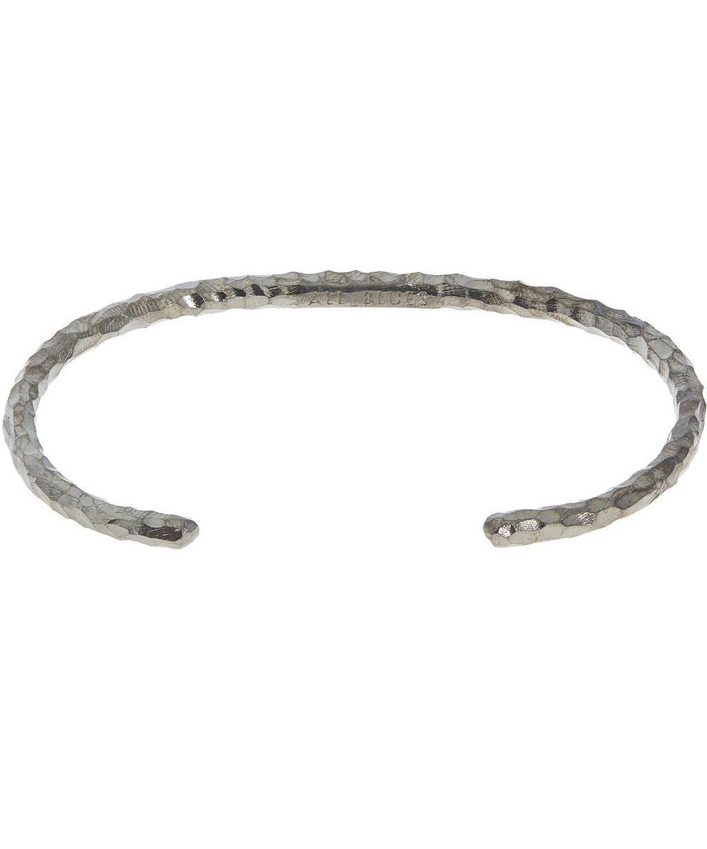 Hungry Snake Carved Bracelet