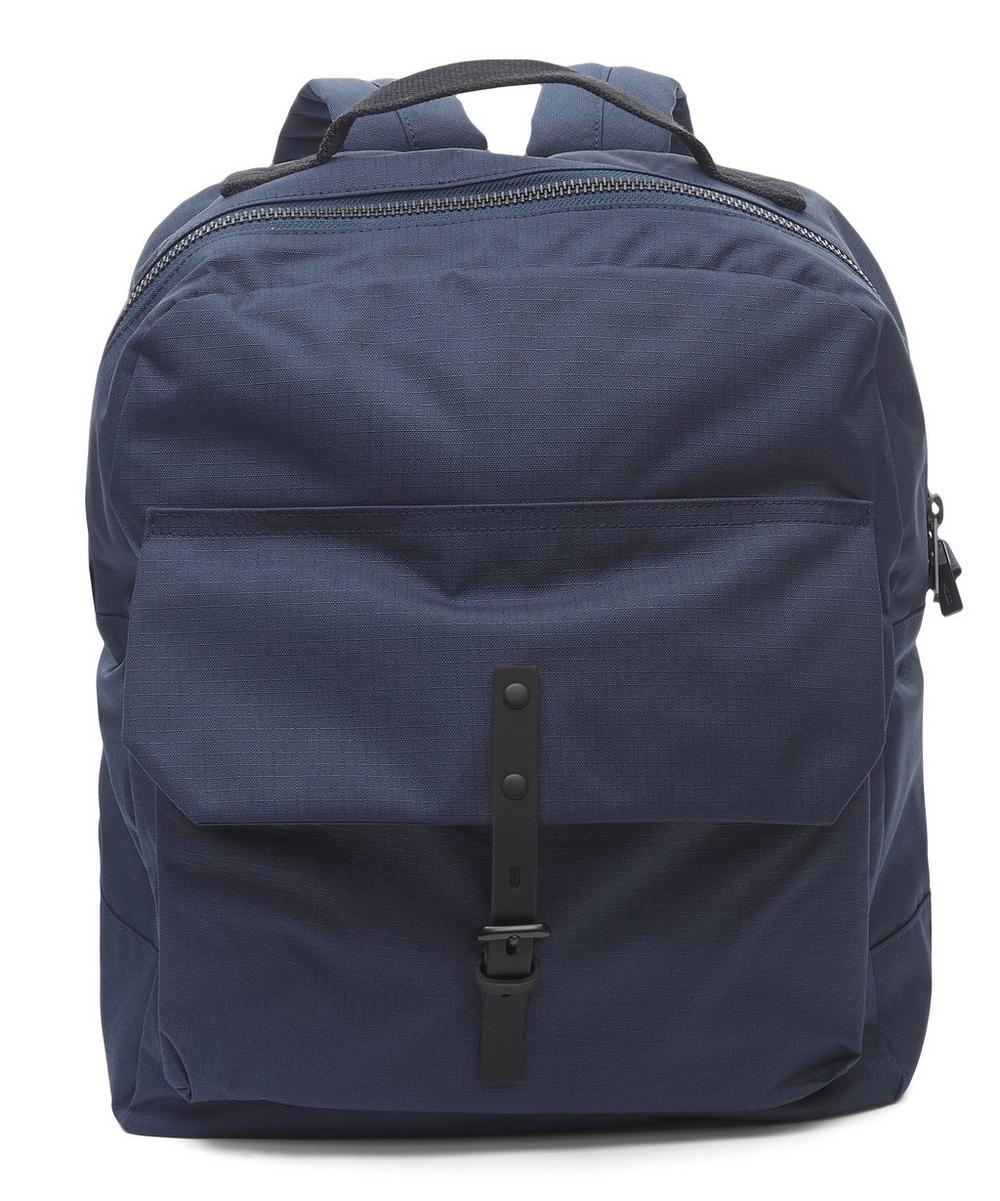 ALLY CAPELLINO IAN RIPSTOP WAXY BACKPACK