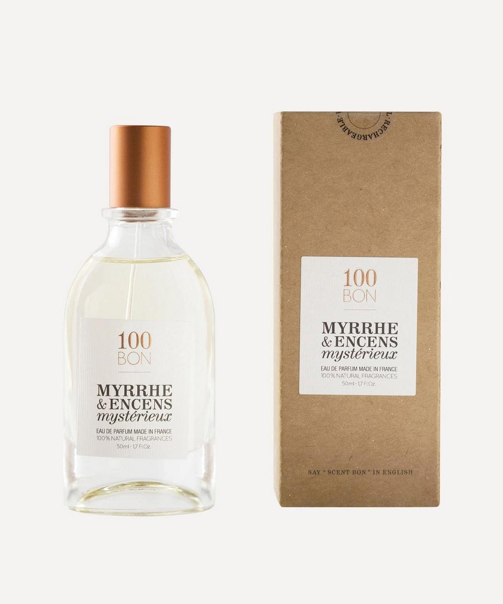 Myrrhe and Encens Mystérieux Eau de Parfum 50ml
