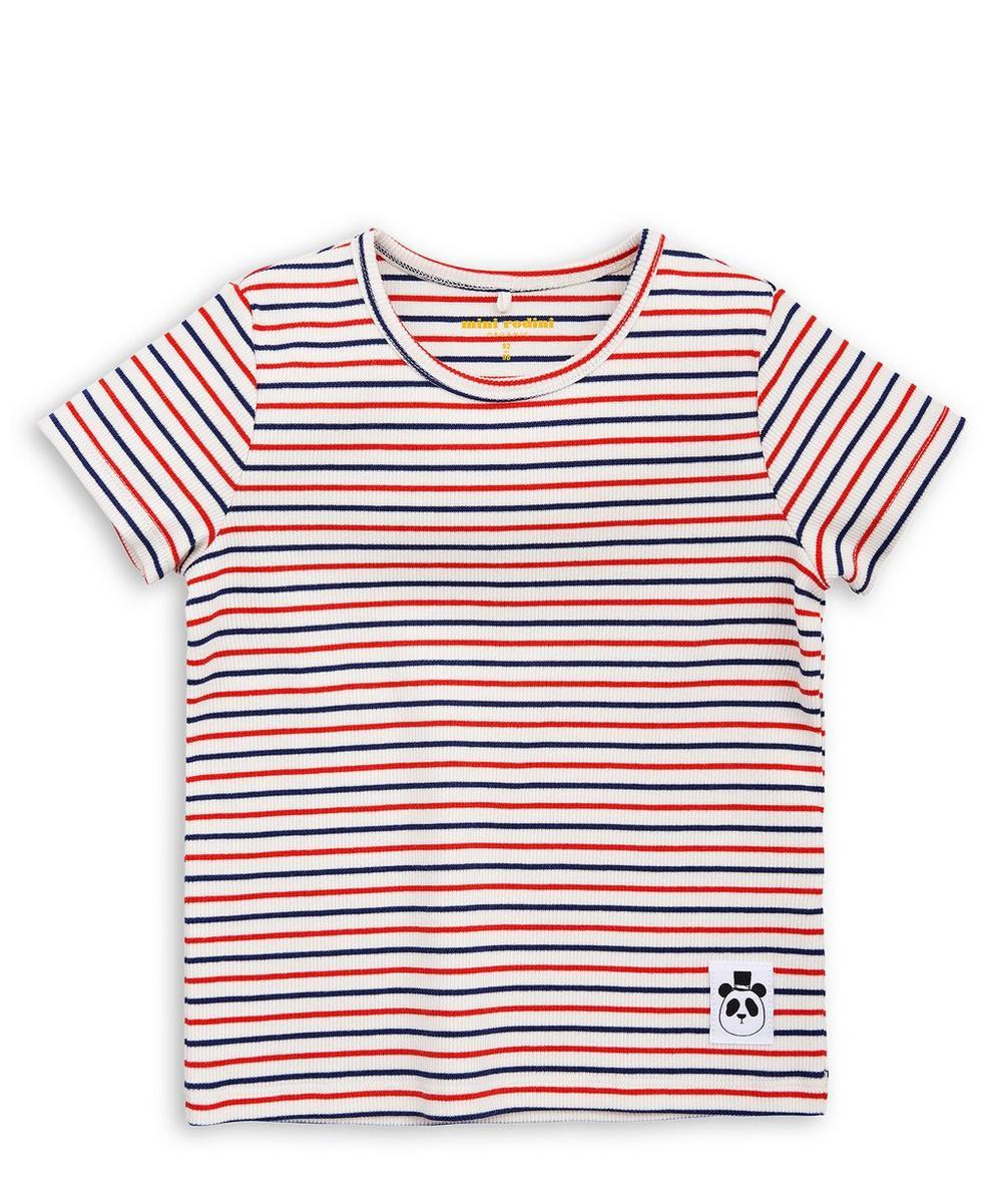 Ribbed T-Shirt 2-6 Years