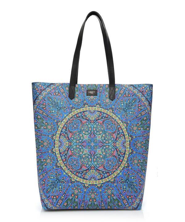 38a5c6db957d1 Merton Tote Bag in Andromeda Print ...