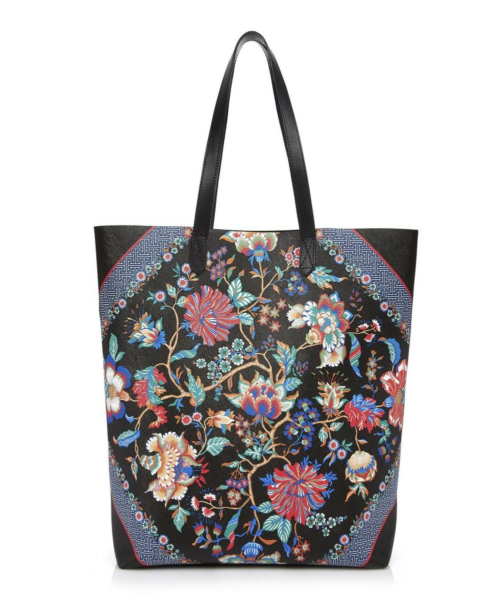 Merton Tote Bag in Christelle Print