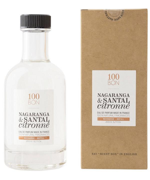 Nagaranga and Santal Citronné Eau de Parfum Refill 200ml
