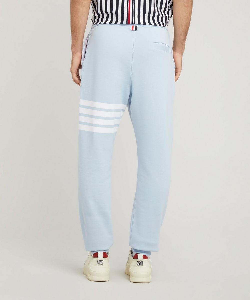 Engineered Stripe 4-Bar Jersey Sweatpants