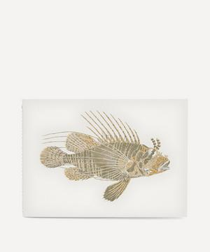 Scorpion Fish A5 Notebook