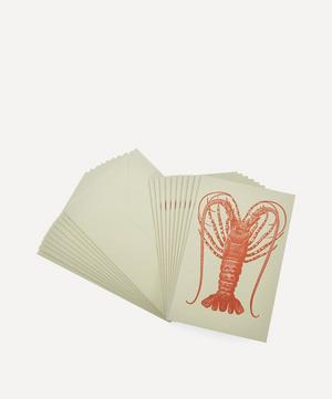 Lobster Notecards