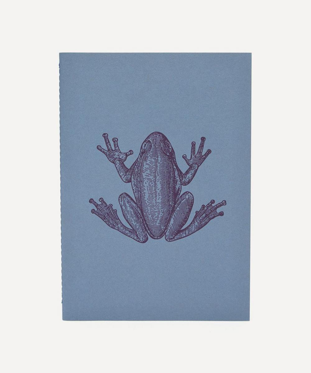 Frog A5 Notebook