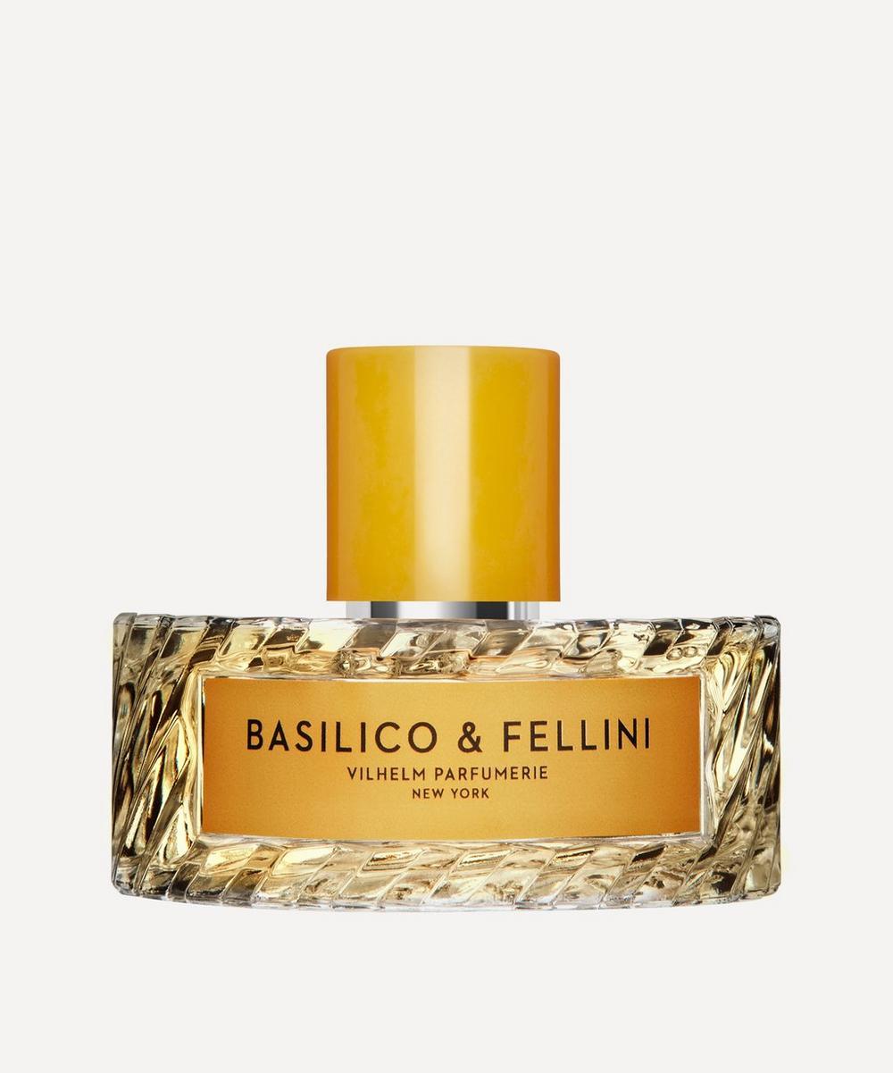 Vilhelm Parfumerie - Basilico & Fellini Eau de Parfum 100ml