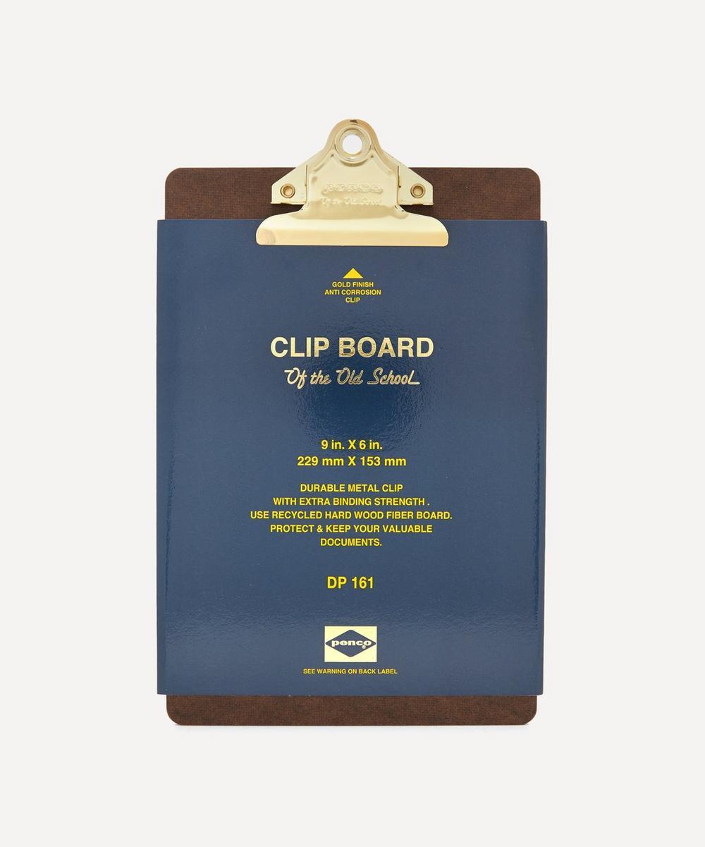 A5 Old School Clip Board