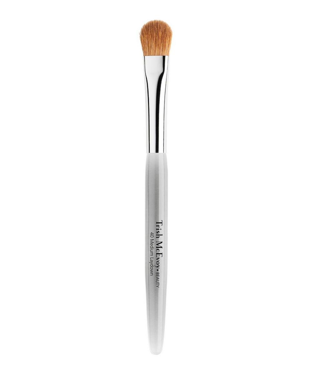 Brush 40 Medium Laydown Brush