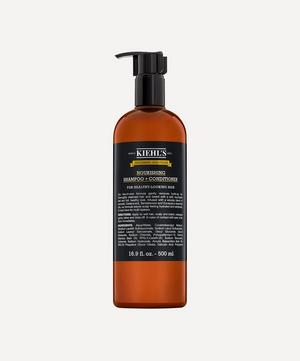 Grooming Solutions Nourishing Shampoo and Conditioner 500ml