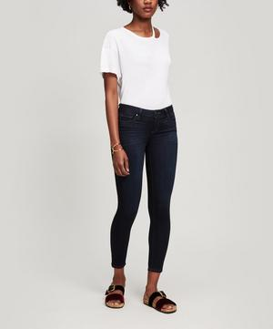 Verdugo Ankle Mid Rise Super Skinny Jeans