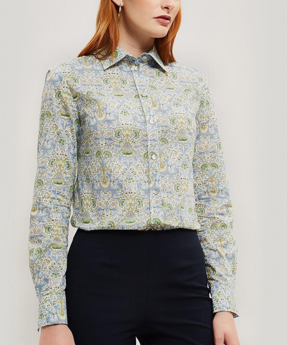 Lodden Women's Tana Lawn Cotton Camilla Shirt