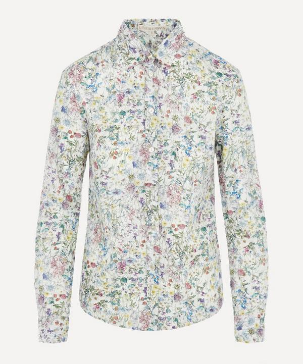 378edba4b Wild Flowers Women's Tana Lawn Cotton Camilla Shirt ...
