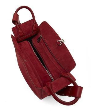 Sibylle PM Suede Shoulder Bag