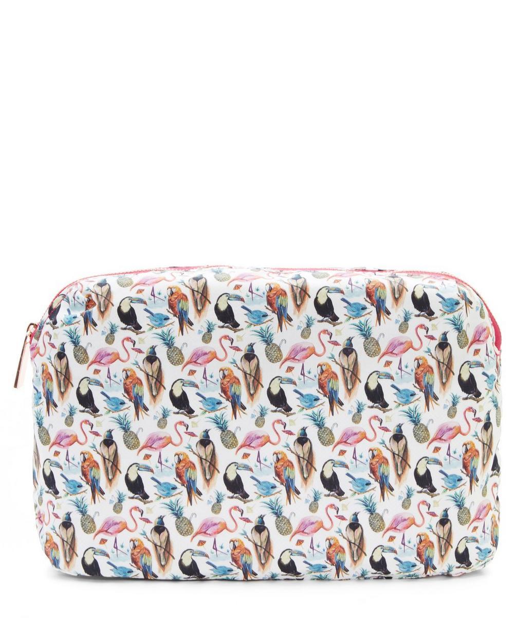 Birds of Paradise Wash Bag
