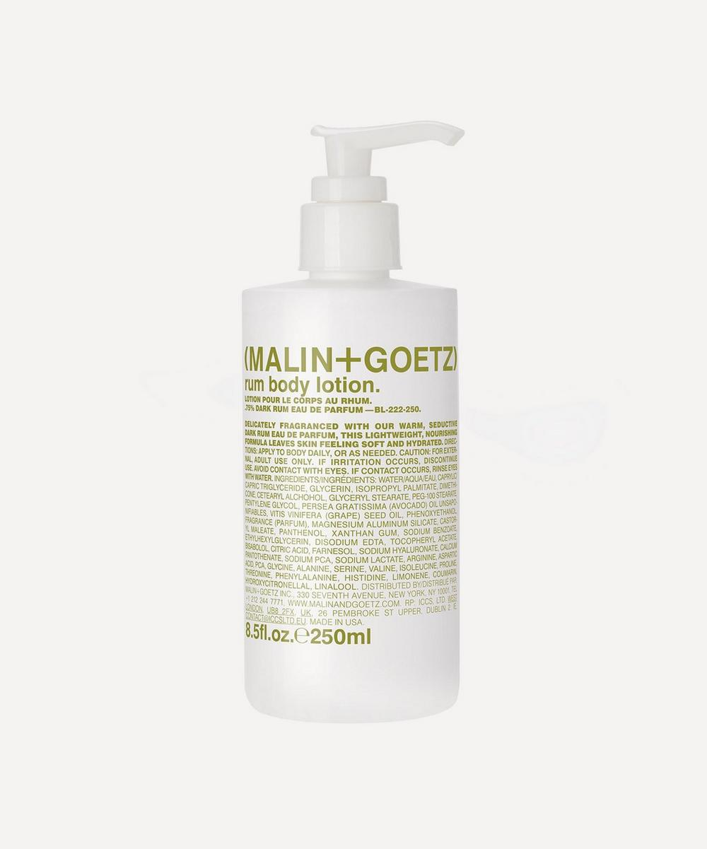 (MALIN+GOETZ) - Rum Body Lotion 250ml
