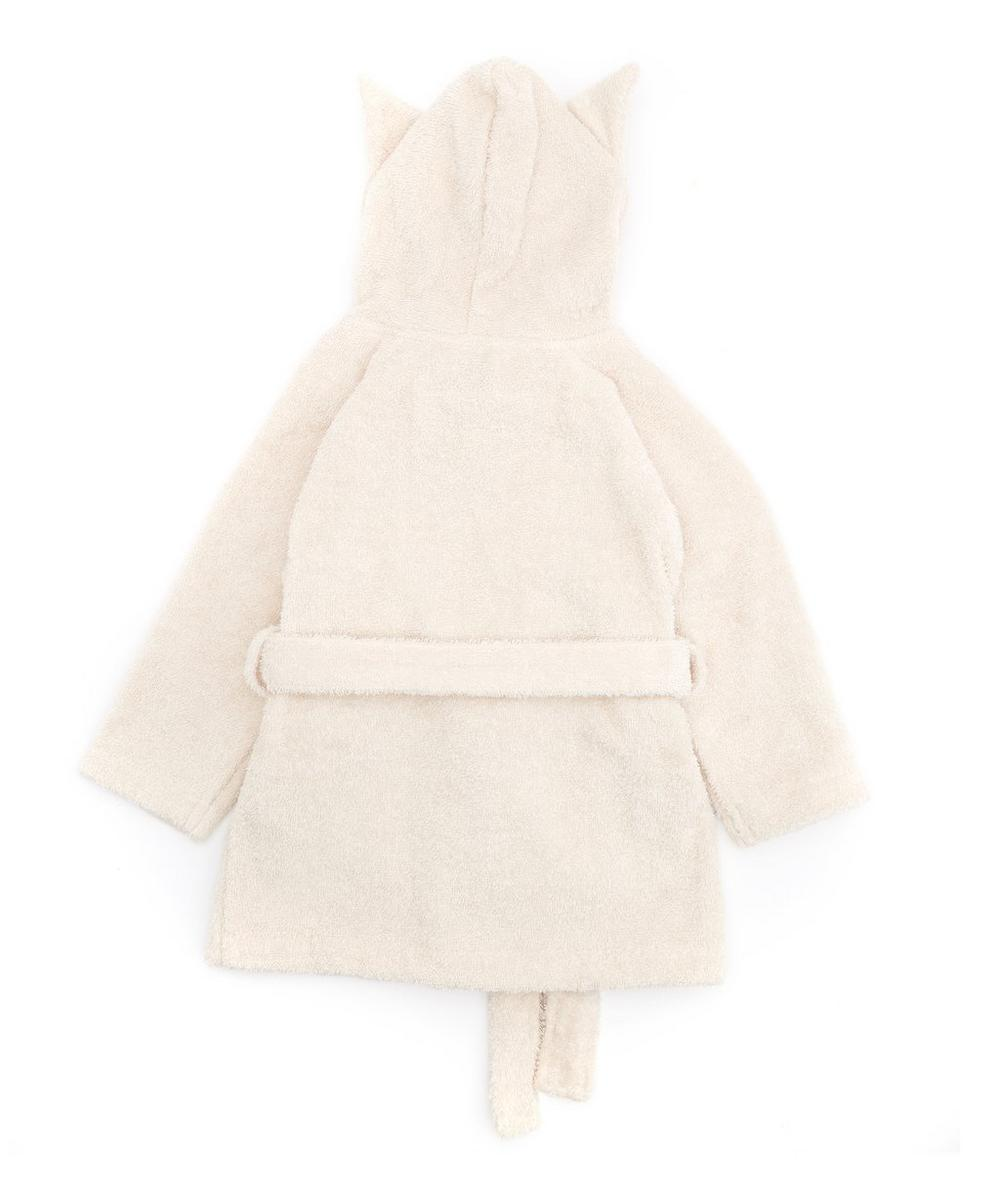 Lily Bath Cat Robe 5-6 Years