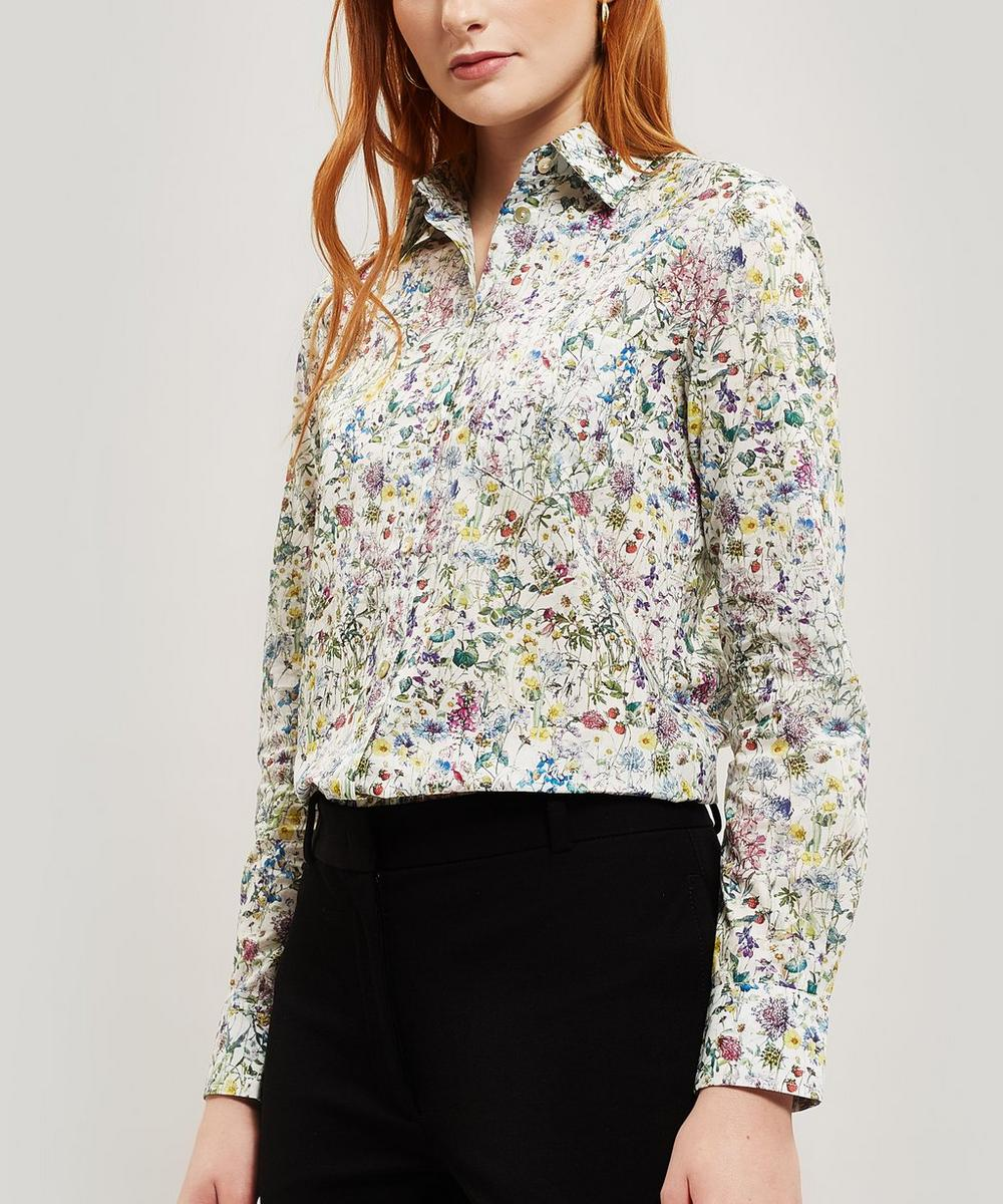 Wild Flowers Womens Tana Lawn Cotton Bryony Shirt