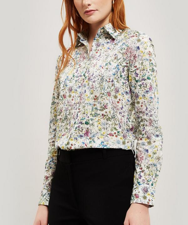 362fbd5e8 Wild Flowers Women's Tana Lawn Cotton Bryony Shirt ...