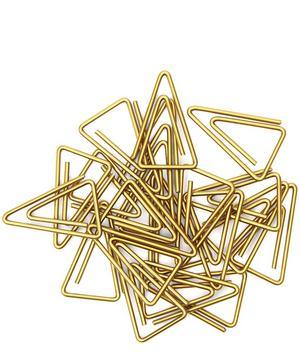 Monograph Triangle Paper Clips