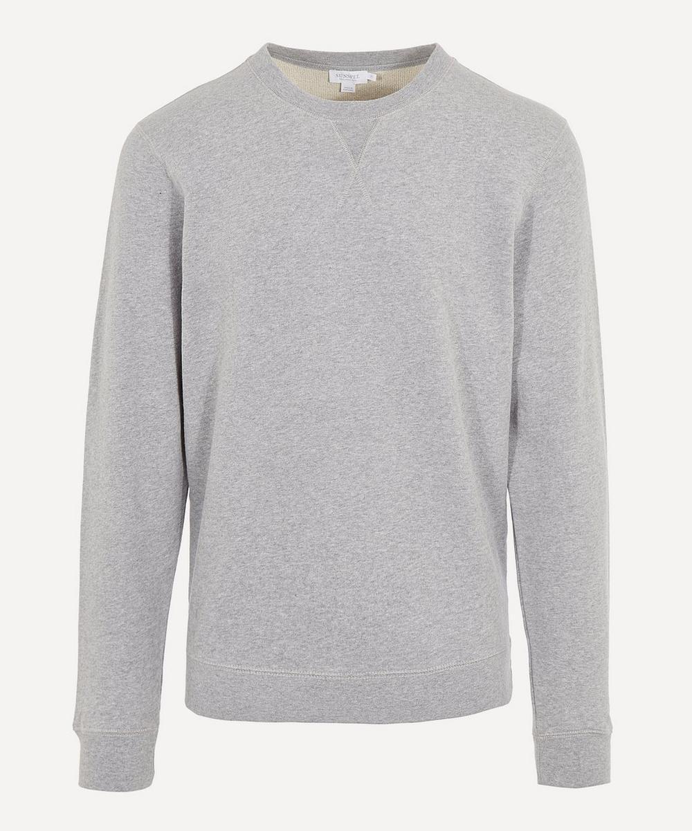 719f3e9efe6 Cotton Long Sleeve Sweatshirt