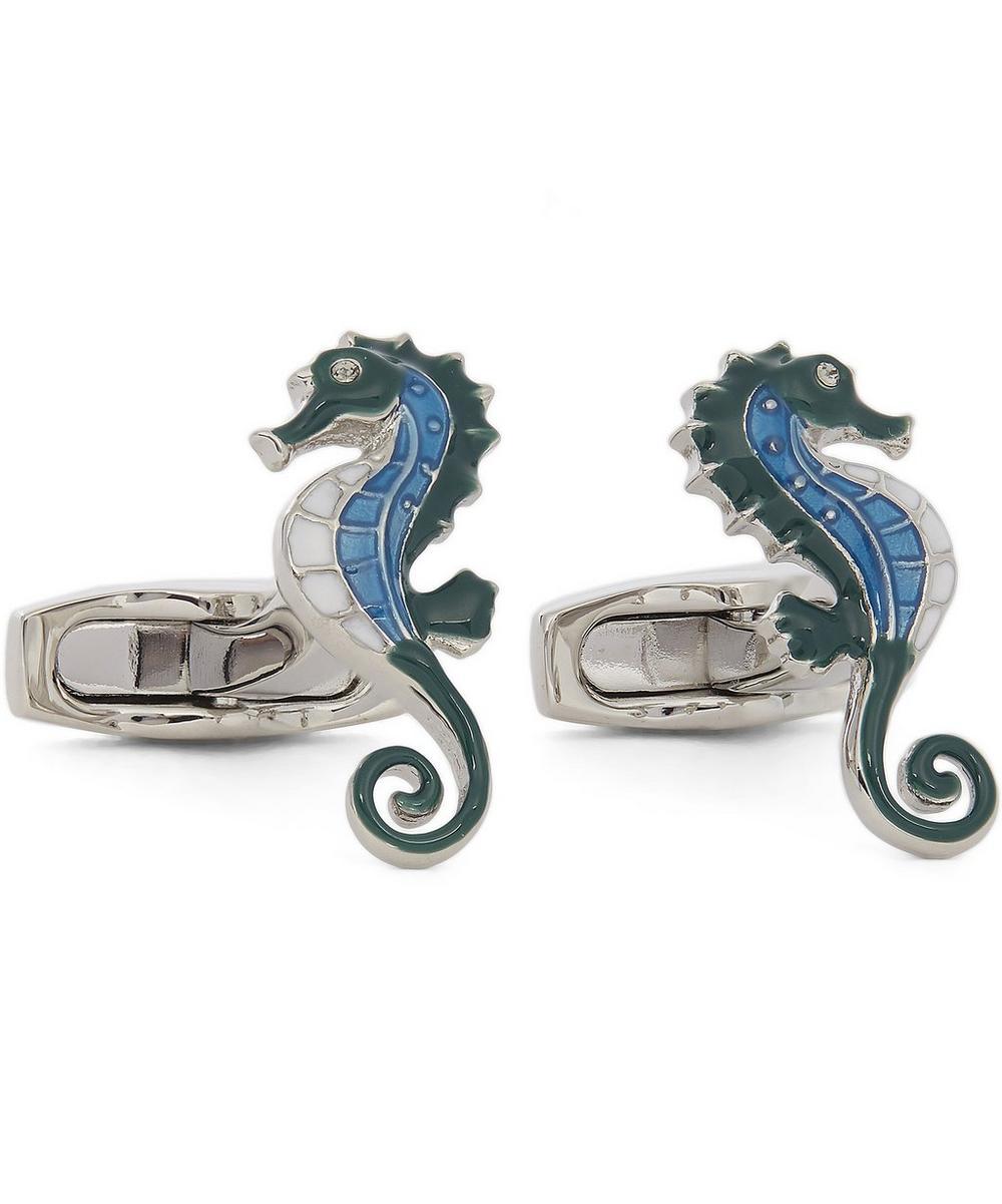 Seahorse Cufflinks