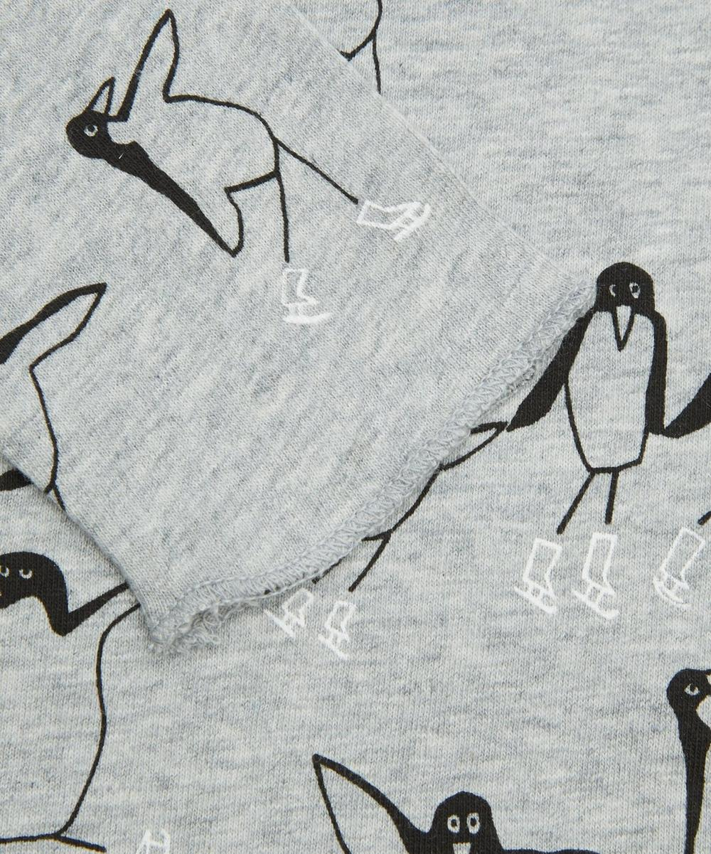 Buster and Macy Penguin Print Set