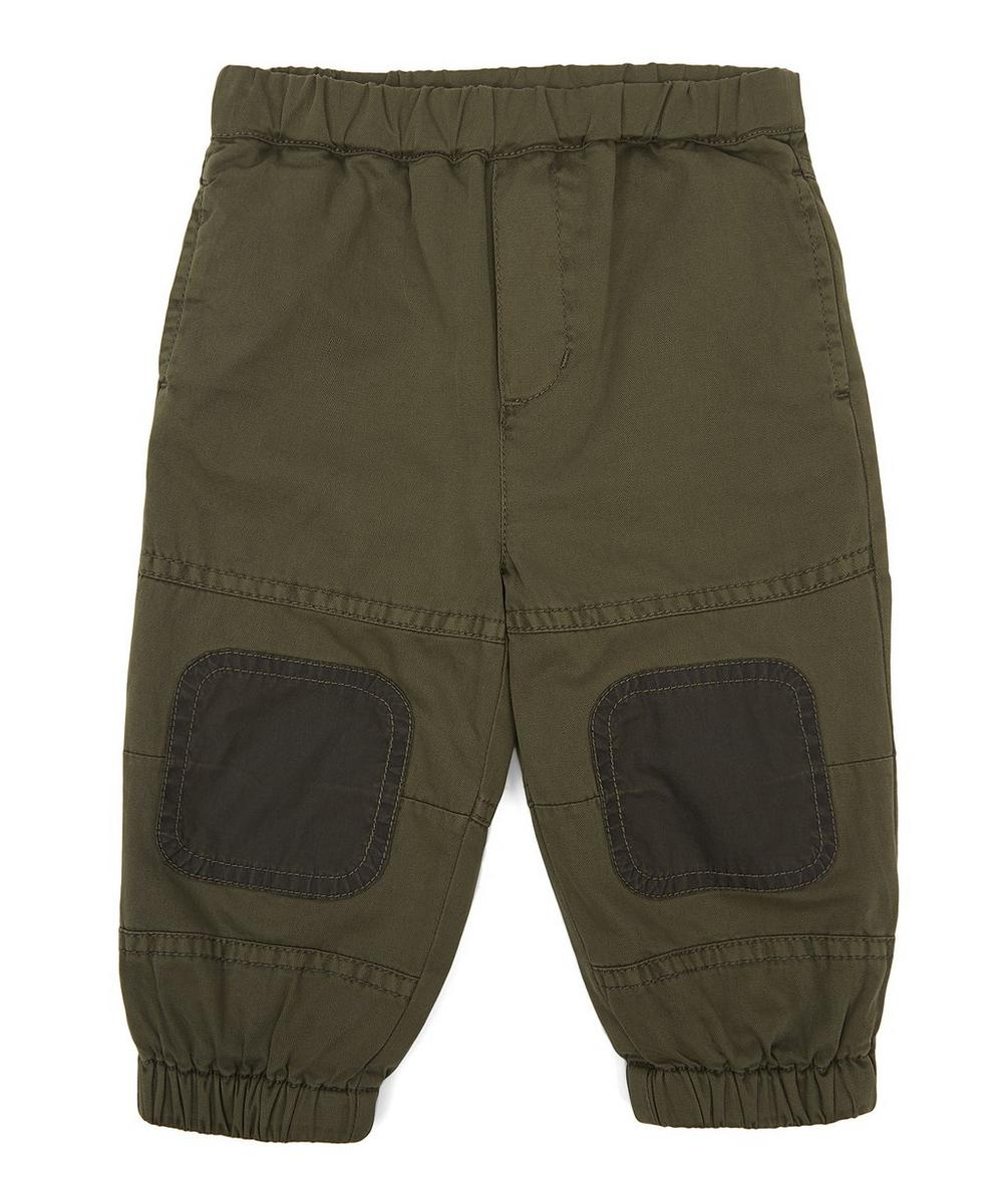 Almond Baby Trousers