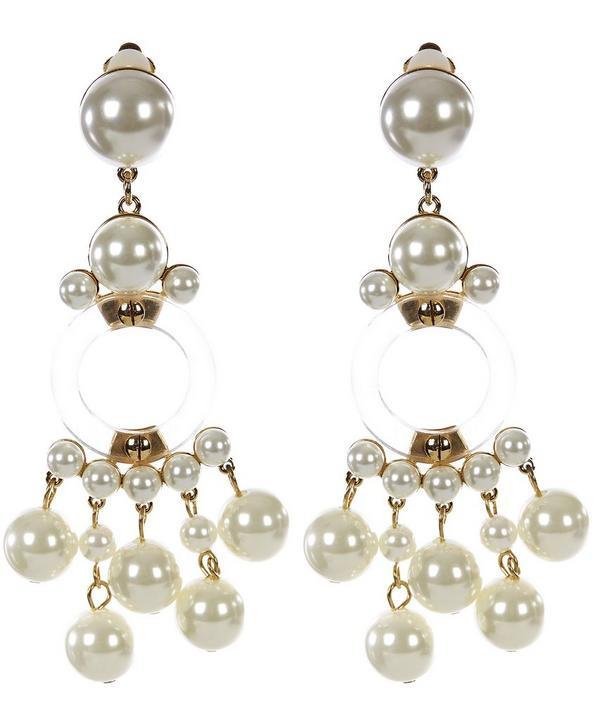 Boulevard Chandelier Earrings